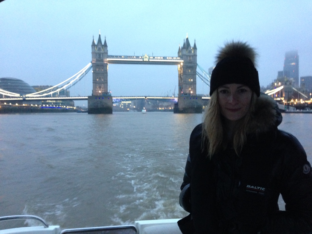 London by boat