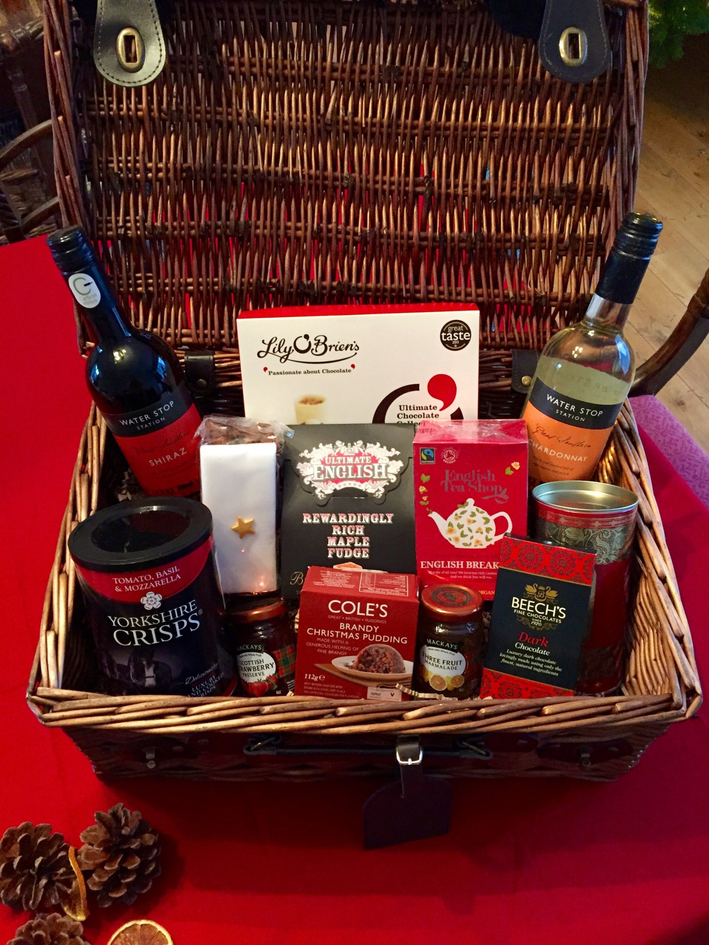 Prestige Hamper review 3