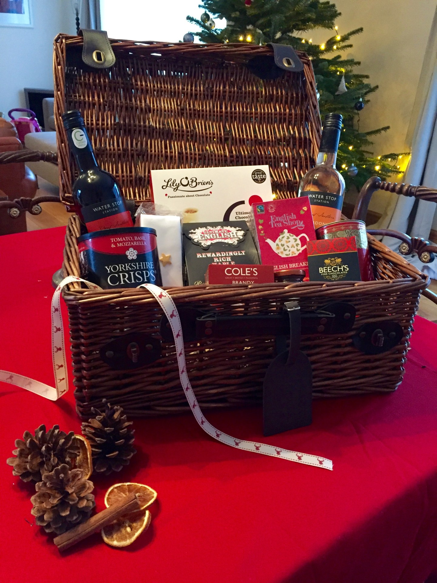 Prestige Hamper review