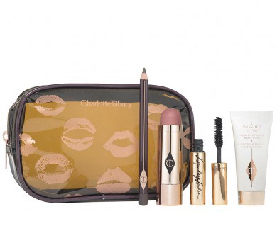 Charlotte Tilbury Quick and Easy day time look
