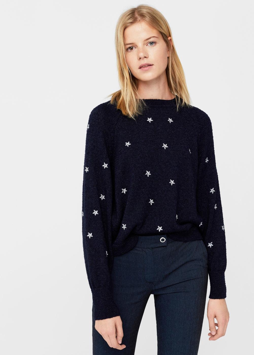 Mango stars jumper