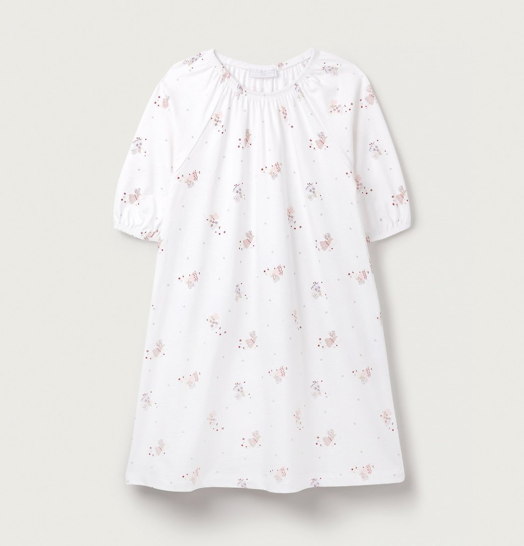 0ce859f7bd It washes so well and is so well designed. This fairy print nightdress  isn t quite full sleeve but think it would still be lovely and cosy. 100%  cotton.