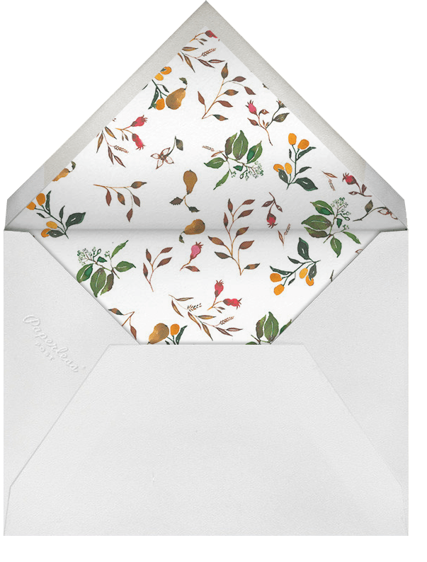 Paper Post Harvest market envelope