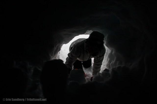 Snøhule