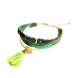 Bracelet assortit au collier de votre poilu