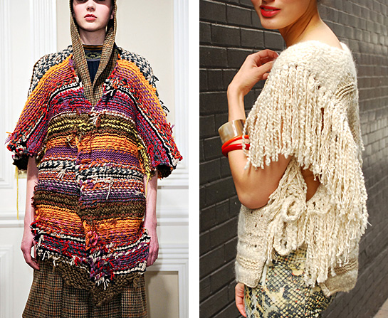 suno isabel marant woven knitted sweaters