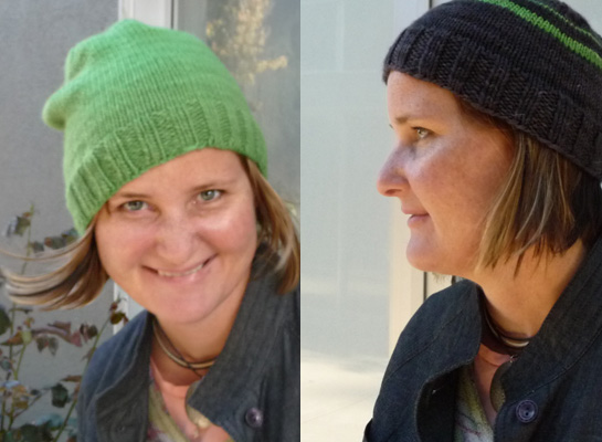 sarah winkler knitted hats