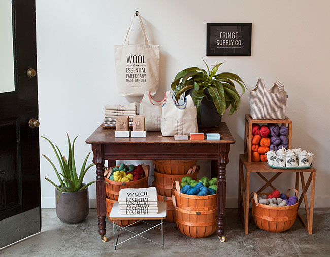 fringe supply co. — nice things for knitters