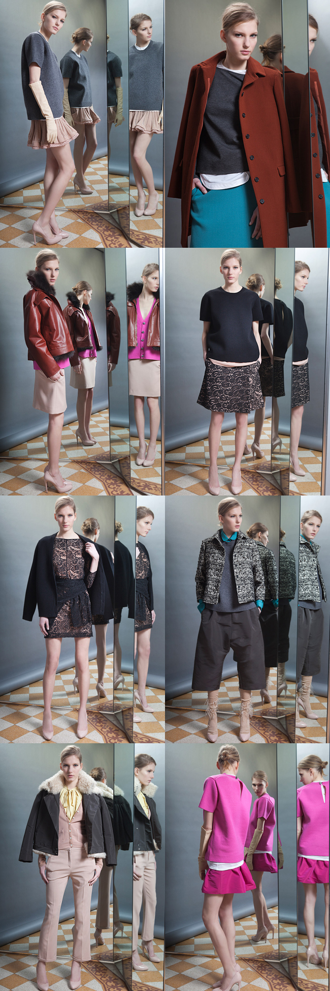 no. 21 allessandro dell'acqua pre-fall 2011 sweaters