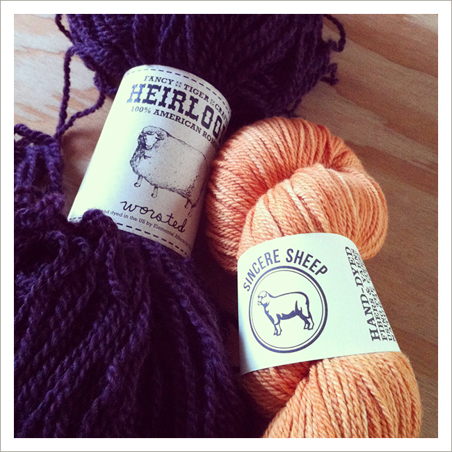 stitches west heirloom romney and sincered sheep shepherdess worsted yarns