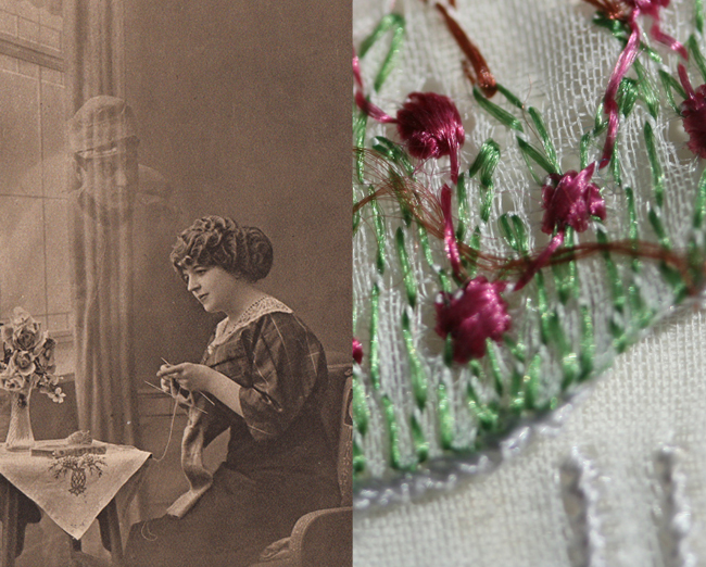 kate davies knitting ephemera series