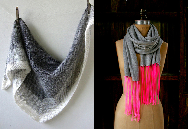 knitting patterns for simple stockinette wraps
