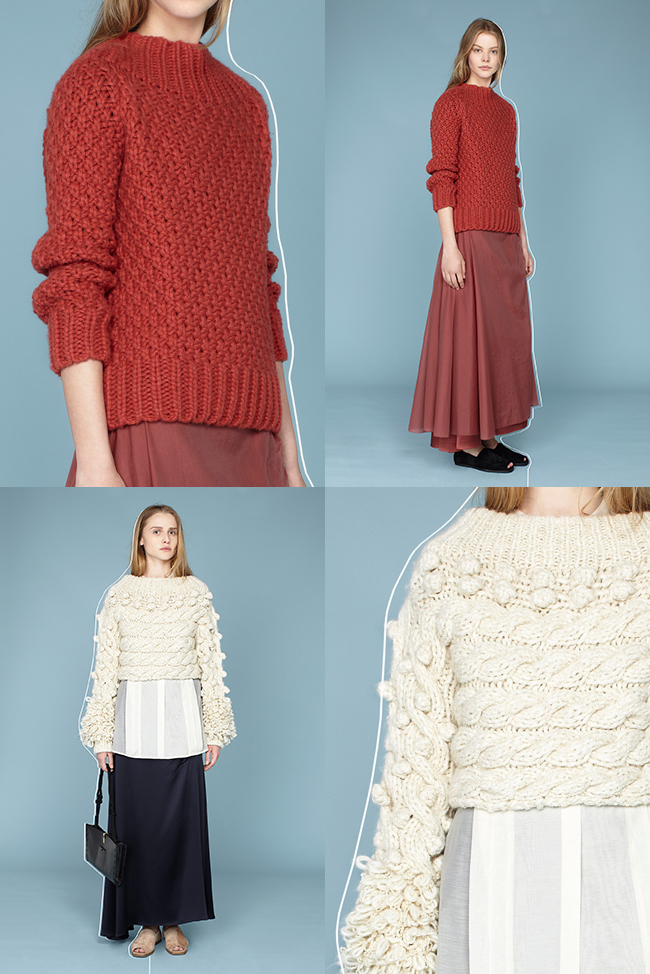 Best and worst of Resort 2014 - sweaters from The Row