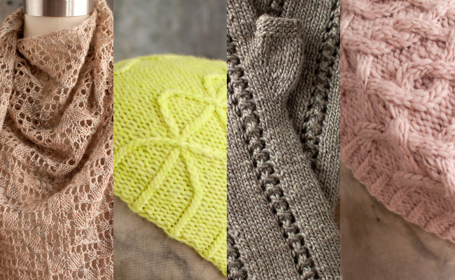 Manos yarn and pattern giveaway winners
