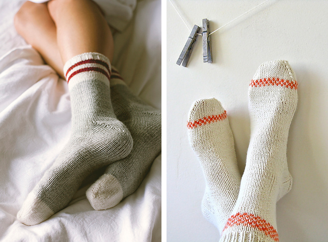 Best of New Favorites: Sock patterns