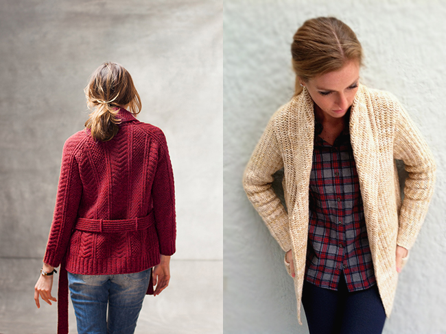 New Favorites: Shawl-collar cardigans