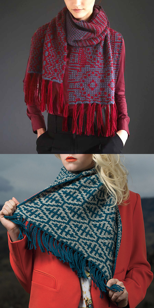 New Favorites: Mosaic scarves