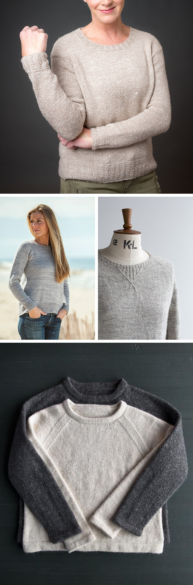 Make Your Own Basics: The pullover