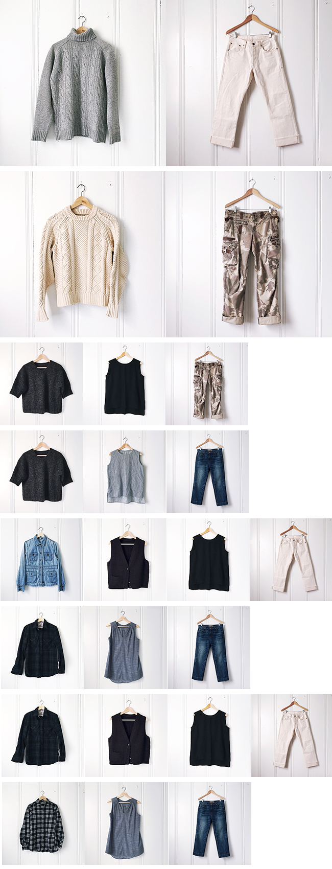 Outfits! : Winter '16 wardrobe planning, Part 3