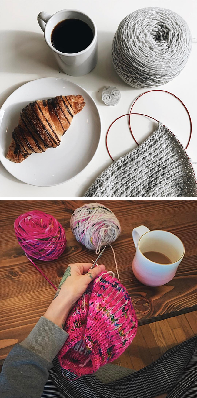 Our Tools, Ourselves: Andrea Mowry (Drea Renee Knits)