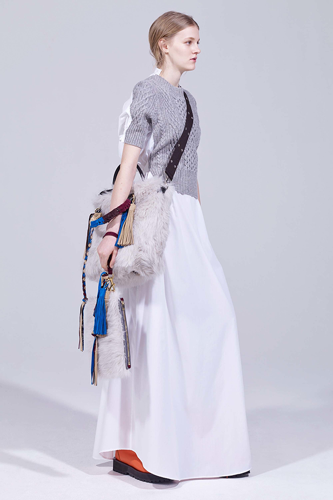 Best of the Best of Pre-Fall 2018: Sacai's mad genius
