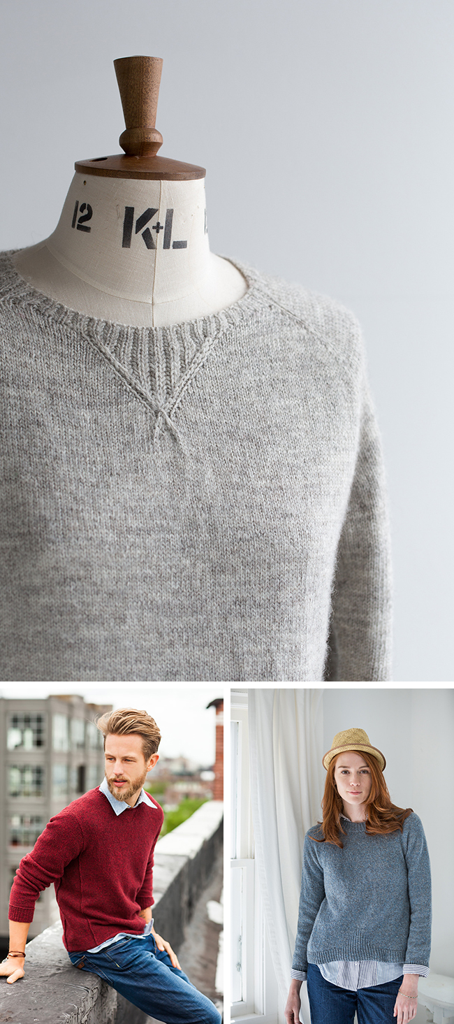 New-again Favorites: Sweatshirt sweaters