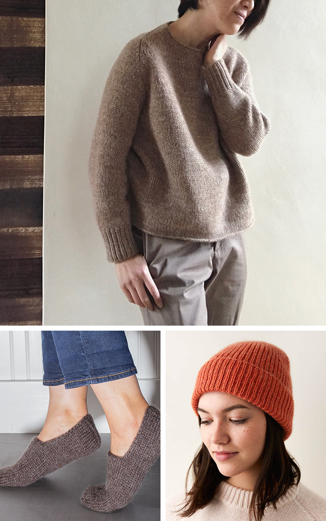 New Favorites: Simple pleasures (knitting patterns)