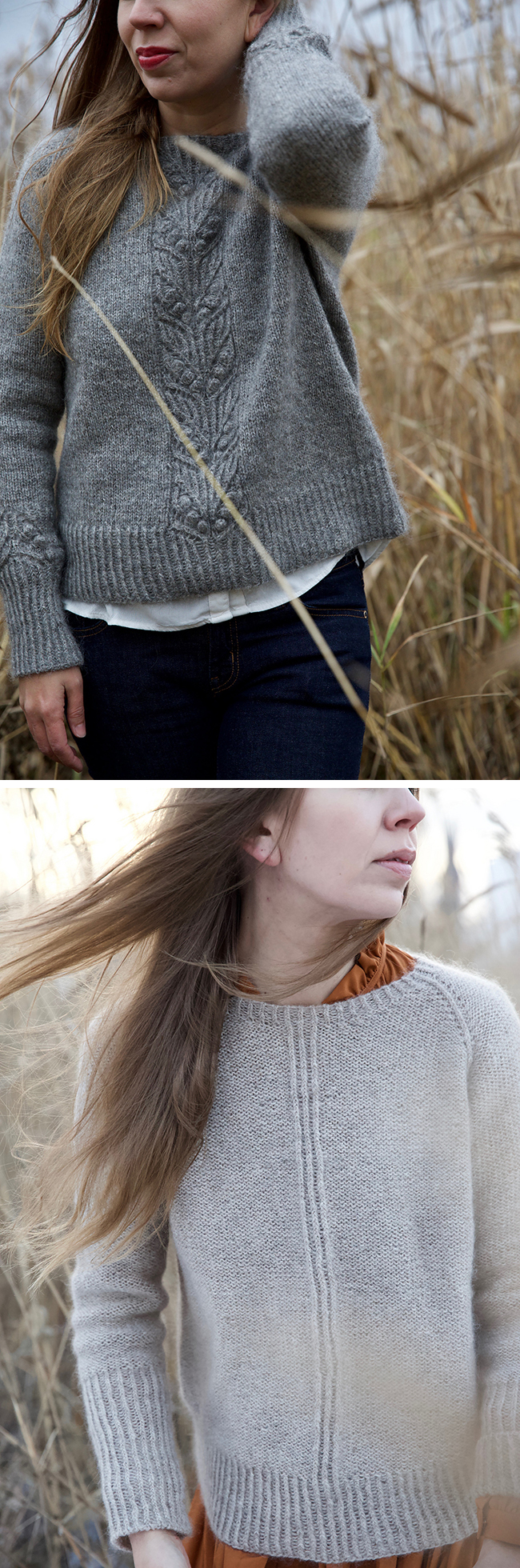 New Favorites: Leeni Hoi's halos (sweater knitting patterns)