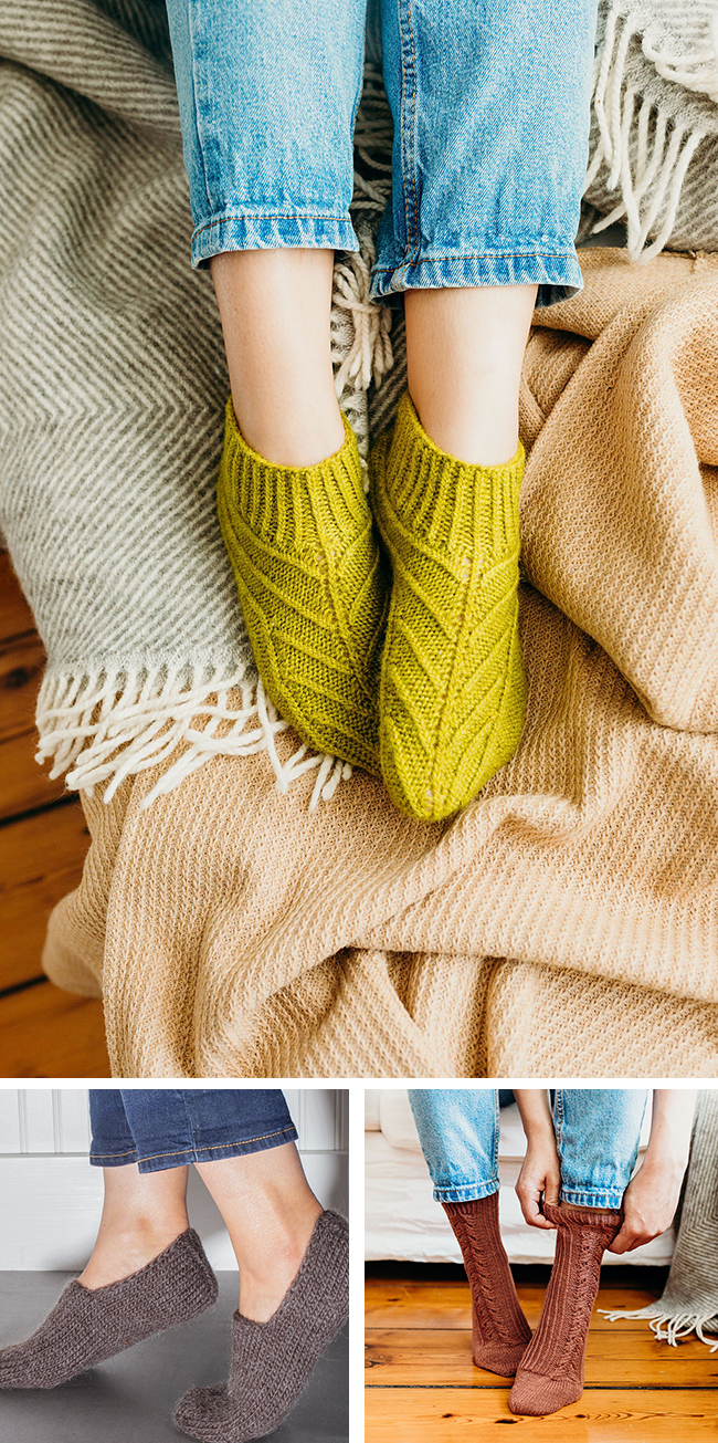Best knitting patterns of the year (socks)