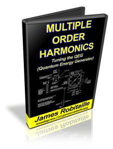 multiple order harmonics