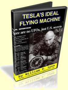 teslas ideal flying machine