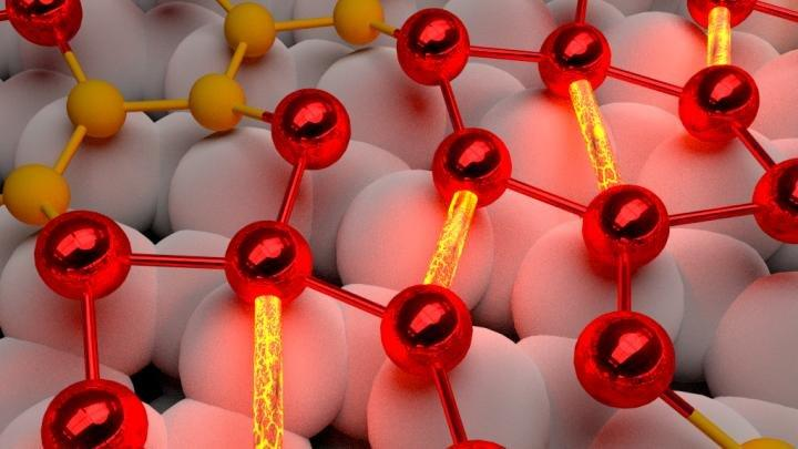 Researchers monitor electron behavior during chemical reactions for the first time
