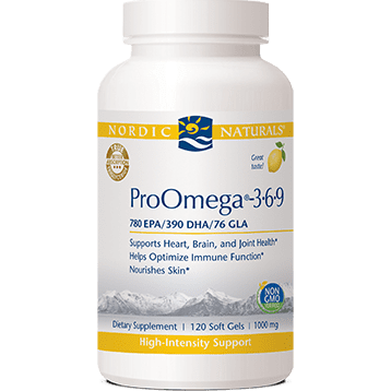 ProOmega 3.6.9 120 softgels