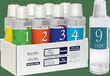 Taste Testing Kit 1 kit