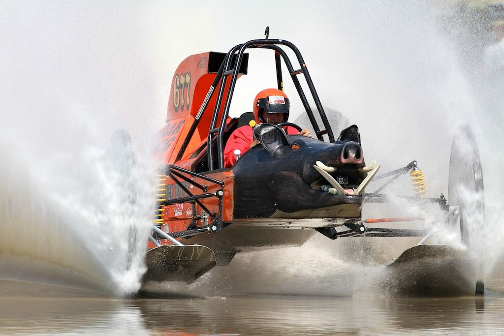 2014 swamp buggy races