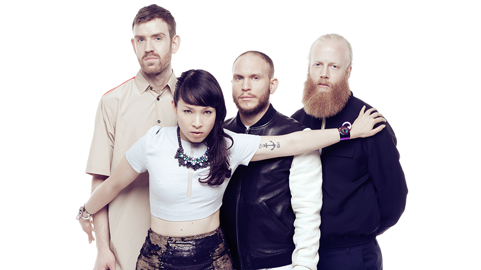 Five of the Best: Little Dragon
