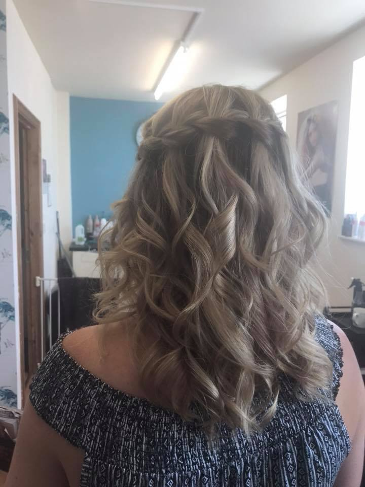 Hair Styling by Fringe Hair Salon Newquay