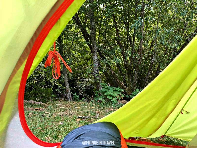Canada in tenda outdoor2