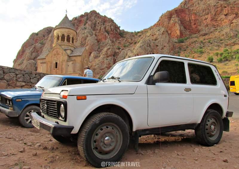 auto Armenia Visitare