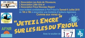 Les livres jettent l'encre au Frioul @ Quai d'honneur Ile de Ratonneau (à confirmer)