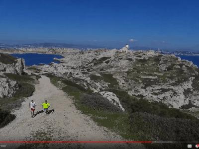 Le parcours de la course des îles