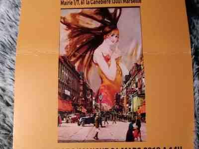 Exposition Gaby Deslys