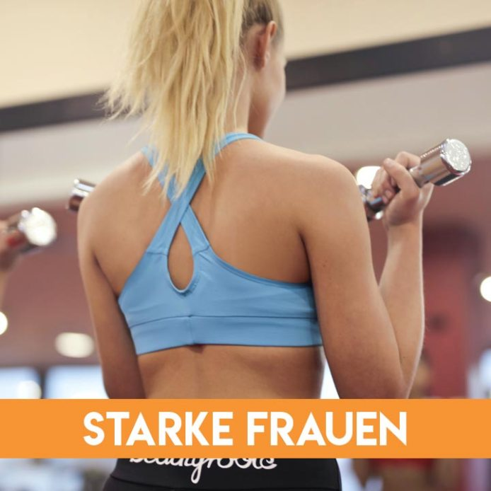 Starke Frauen Training