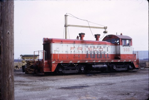 SW7 300 at Wichita, Kansas in March 1972