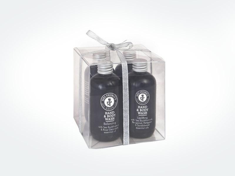 organic skincare gift set