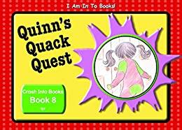 Book 8 Quinn's Quack Quest
