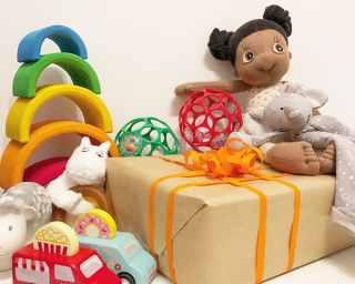 gaveideer til babyer og småbørn