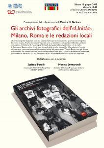 Gli archivi fotografici dell\'Unità in un volume, presentazione ...