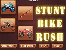Stunt Bike Rush
