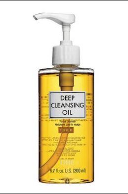 huile démaquillante DHC